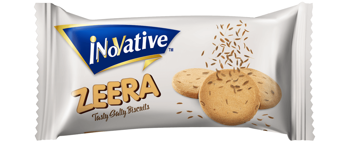 Innovative Biscuits Zeera
