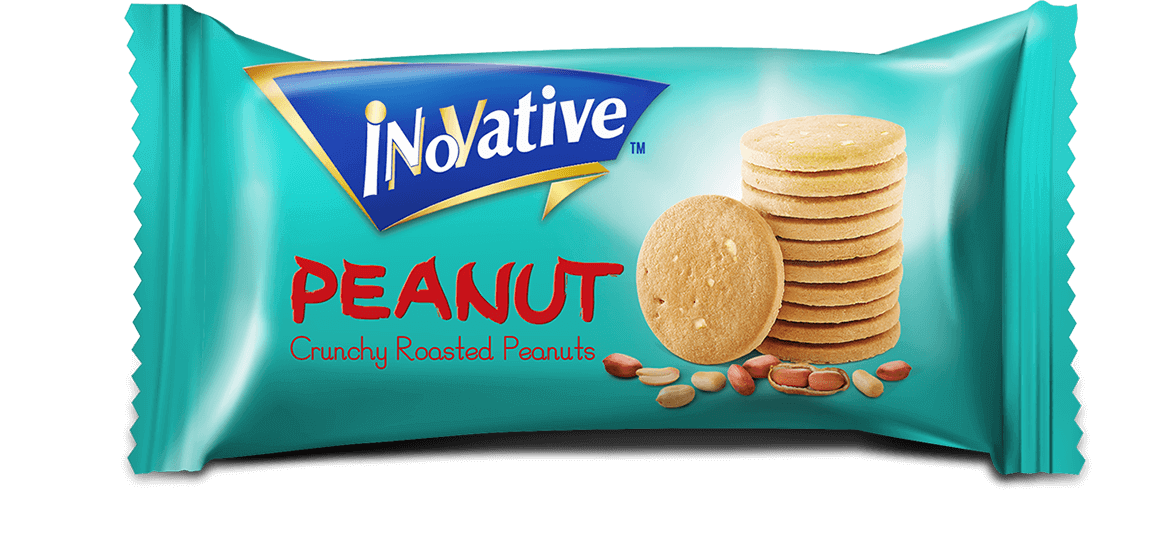 Innovative Biscuits Peanut